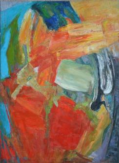 nr219   2013   Oil on canvas   96x130cm   © Oleg Bogomolov