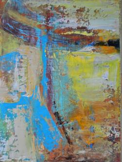 nr2014   2013   Oil on canvas   18x24cm   © Oleg Bogomolov