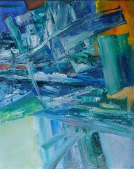 nr223   2013   Oil on canvas   18x24cm   © Oleg Bogomolov