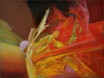 n235   2014   Oil on canvas   50x70cm   © Oleg Bogomolov