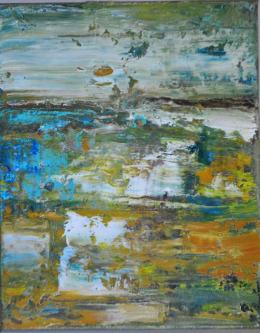 nr203   2013   Oil on canvas   24x30cm   © Oleg Bogomolov