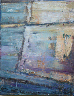 n236   2014   Oil on canvas   18x24cm   © Oleg Bogomolov
