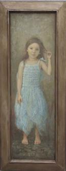 Watching | 2008 | Oil on canvas | 35x100 cm | © Oleg BogomolovWatching | 2008 | Oil on canvas | 35x100 cm | © Oleg Bogomolov | SOLD