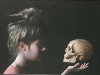Ewigkeit | 2014 | Oil on canvas | 100x120 cm | © Oleg Bogomolov | SOLD