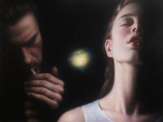Metaphysics of the senses | 2018 | Oil on canvas | 60x80 cm | © Oleg Bogomolov