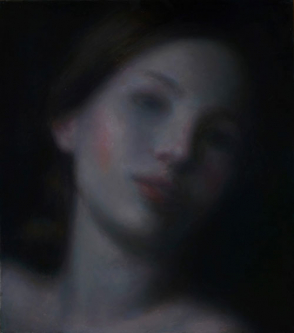 Portrait | 2017 | Oil-on-canvas | 41x46 cm | © Oleg Bogomolov