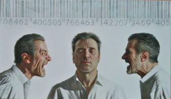 Zeitgeist | 2012 | Oil on canvas | 70x120 cm | © Oleg Bogomolov